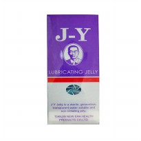 Cream Herbal JY Lubricant Pelicin Kewanitaan - 42 mL