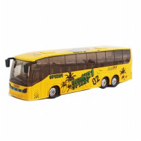 Die Cast Metal Bus pariwisata - Best Buy