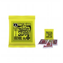 Ernie Ball 3221 Regular Slinky 3 sets Guiitar strings - Silver
