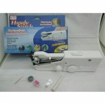 Handy Stitch/ portable cordless Hand Sewing/ mesin Jahit mini kecil SJ0039