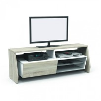 FCENTER Rak TV FOCUS TV Stand ( JABODETABEK )