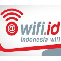 Voucher Wifi.id 1 Bulan Unlimited Up To 100 Mbps