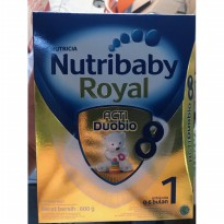 Nutribaby Royal 1 800gr