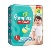 Pampers Dry Pants XL 16pc