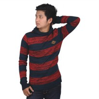 Sweater pria/sweater distro priaCatenzo WD 004 Merah