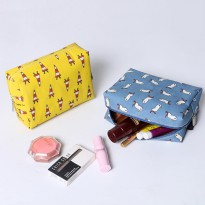 Weekeight Cute Doodle Cube Pouch