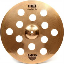 Sabian Cymbal B8 Pro O-Zone Crash 16'/41cm - Gold