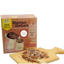 Beras Blended For Diet &Diabet Organik Rice Me Up 2 kg