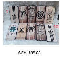 case/casing/fuze wood Realme C1