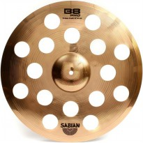 Sabian Cymbal B8 Pro O-Zone Crash 18'/45cm - Gold