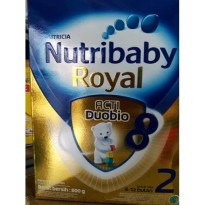 Susu Nutribaby Royal 2 800gr 6-12bln