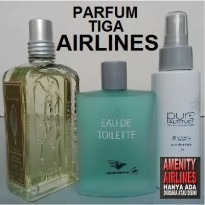 PAKET PARFUM TIGA PENERBANGAN (3X100ML) NEW VERSION