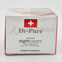 Dr. Pure Cream Night