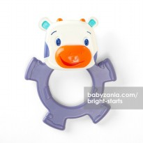 Bright Starts Dancing Teether Friends - Cow
