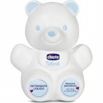 Chicco Baby Teddy Bear Liquid Cleanser Aman Untuk Balita - Isi 300ml