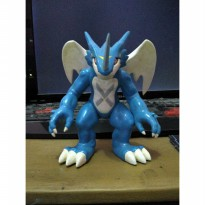 X Veemon Action Figure Bandai