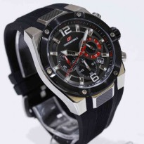 Chronoforce 5231 Red Silver Combi Rubber