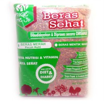 Beras Merah Organik Rice Me Up 5 kg