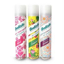 Batiste Dry Shampoo (200ml ) (FOR JABODETABEK&BANDUNG ONLY)