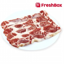 Daging Galbi US Prime ( Bone in Short Rib) 450 - 550 gr FreshBox