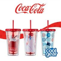 [Coolgear] Cool Gear Chiller water bottles Coca-Cola Holiday # 1866