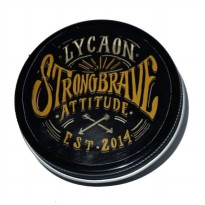 Strong Brave Attitude Medium Hold Oilbased Pomade Lycaon