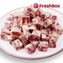 Daging Saikoro Meltique Cube 500 gr FreshBox