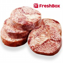 Daging Tenderloin Meltique Steak 200 gr FreshBox