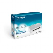 TP LINK TL SF1005D  5 Port 10 100Mbps Desktop Switch