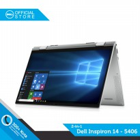 Dell Inspiron 5406 [Ci5-1135G7-8-512-NVD-W10-OHS-SLV] DELL OFFICIAL