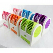 AC Duduk Mini Portable / Handy Cooler Fan / Kipas Angin Aromaterapi Parfum [AC][MINI][PORTABLE]