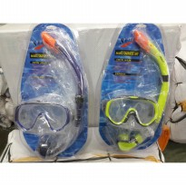 kacamata snorkling SEAL full silicon import