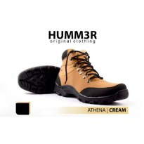 SEPATU BOOT TRACKING HUMMER. SIZE 39-43.