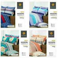 RAISHACOLLECTION SPREI SINGLE NEW KENDRA UKURAN 120x200 ferrante