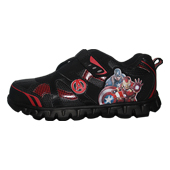 SEPATU AVENGERS MOVIE BLACK AVS001 SHOES