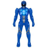 Bandai Power Rangers Morphin Power Blue Ranger Light Figure 18 cm - Biru