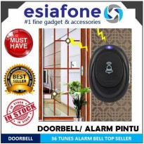[esiafone #1 door bell] FORECUM 36 Tunes Wireless Smart Home Waterproof Alarm Doorbell (Original)