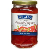 [poledit] DeLallo Roasted Piquillo Peppers, 12-Ounce Jars (Pack of 12) (T2)/14119526