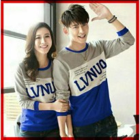 T-Shirt LVNUO Benhur CL baju couple babyterry misty benhur