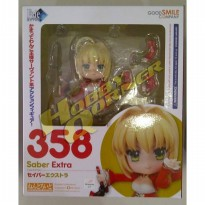 #Super Deformed Figure Nendoroid Saber Extra