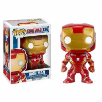 Funko Pop! Iron Man (Marvel Captain America: Civil War)