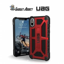 UAG iPhone X Case Monarch Feather