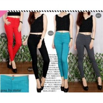 [Best Seller] [Super jeans RHTG RO] celana wanita jeans legging var color