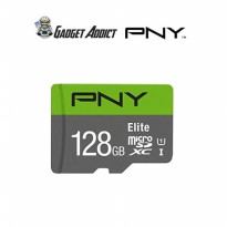 PNY Elite 128GB Micro SDXC Card