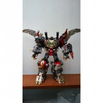 READY SHURAKING, Dinobot Combiner by GCreation