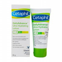 P.R.O.M.O Cetaphil Daily Advance Ultra Hydrating Lotion (85g)