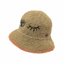 [BARTS] Gaba Hat (8776011) Orange (BE) FEDORA