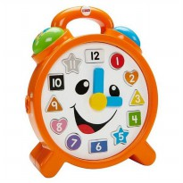 Fisher Price Laugh & Learn Counting Colors Clock - Multi Colour
