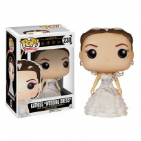 (Super Deformed Figure) Funko Pop! Katniss Everdeen [Wedding Dress] (The Hunger Games)