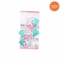 Character Land - Evelyn Hairclip (pairs) Tosca - White